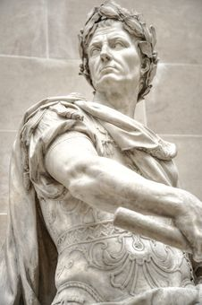 Free Julius Caesar Marble Statue Royalty Free Stock Photography - 109905987