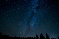 Free Astronomy, Comet, Constellation Royalty Free Stock Photography - 109906887