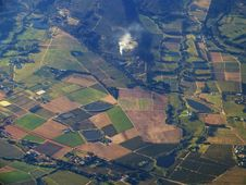 Free Bird S Eye View Of Farmland Royalty Free Stock Photos - 109907538