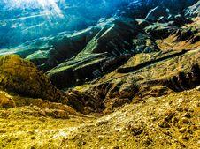 Free Rocky Mountain Slopes Stock Photography - 109907852