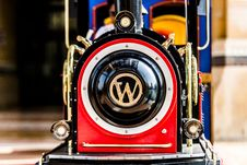 Free Focus Photography Of Toy Train Stock Photos - 109908003