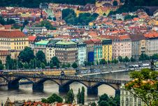Free Aerial Photography Of Bridge Beside The City Stock Photo - 109908080
