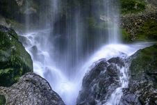 Free Waterfalls Time Lapse Photography Stock Photography - 109909162