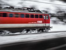 Free Timelapse Photography Of Red Train Royalty Free Stock Photos - 109909168
