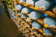 Free Plush Toys Stock Photography - 109909822