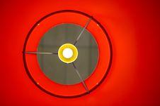 Free Red Lamp Shade Royalty Free Stock Image - 109909996