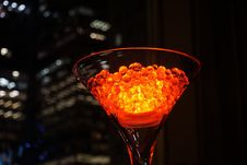 Free Closeup Photo Of Clear Martini Glass Stock Images - 109911184