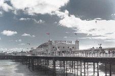 Free Brighton Pier, England Stock Image - 109911221