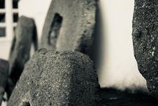 Free Black Concrete Slab Royalty Free Stock Images - 109911729