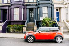 Free Red Mini Copper Royalty Free Stock Photography - 109911807