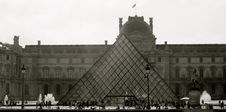 Free Louvre Museum At Daytime Stock Images - 109912314