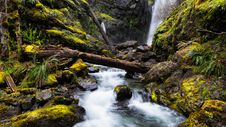 Free Waterfall River Photo Shot Stock Images - 109913854