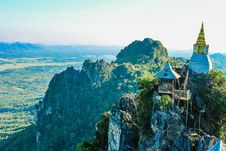 Free Scenic View From The Temple Royalty Free Stock Images - 109913909