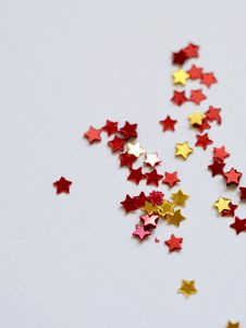 Free Selective Focus Photography Of Assorted-color Stars Royalty Free Stock Photography - 109913937