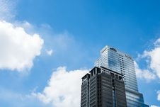 Free Photo Of Building Top Under Blue Sky Stock Images - 109913994