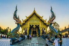 Free Photo Of Dragon Temple Royalty Free Stock Image - 109914076