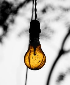 Free Close-Up Photography Of Lightbulb Royalty Free Stock Photography - 109914137