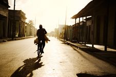 Free Person Riding On Bike Photo Shot During Daylight Stock Images - 109914184