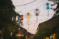Free Photo Of Candle Lantern Street Lamps Stock Image - 109914291