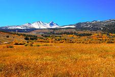 Free White Snow Mountain Near Grass Field Stock Image - 109914621