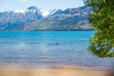 Free Landscape Photo Of Body Of Water With Mountain As Background Stock Photo - 109914750