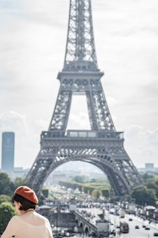Free Eiffel Tower, Paris, France Royalty Free Stock Images - 109914879