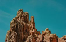 Free Brown Rock Formation Stock Images - 109914904