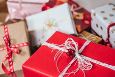 Free Photo Of Christmas Presents Royalty Free Stock Photography - 109915487
