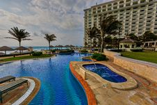 Free In-ground Pool Near Building During Daytime Stock Images - 109915574