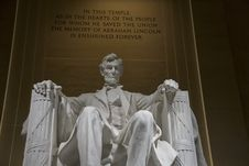 Free Lincoln Memorial Royalty Free Stock Photography - 109915607