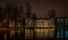Free Palace During Night Time Royalty Free Stock Image - 109915806