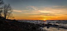 Free Seashore Photo Shot During Sunset Stock Photography - 109916252
