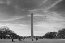 Free Grayscale Photo Of Lincoln Monument Royalty Free Stock Image - 109916736