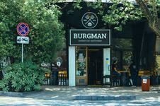 Free Burgman Boutique Stock Image - 109918641