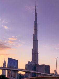 Free Burj Khalifa Royalty Free Stock Photo - 109918685