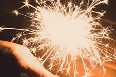Free Closeup Photography Of Sparkler Royalty Free Stock Image - 109918716
