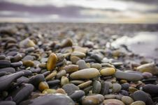 Free Close-Up Photography Of Wet Stones Royalty Free Stock Image - 109918946