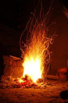 Free Bonfire Royalty Free Stock Photo - 109919165