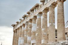 Free Parthenon Athens, Greece Stock Images - 109919594