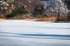 Free Snow Covered Mountain Royalty Free Stock Photo - 109919625