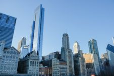 Free High-rise Buildings Under Clear Blue Sky Stock Image - 109919721