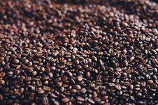 Free Close-Up Photography Of Roasted Coffee Beans Royalty Free Stock Photography - 109919787