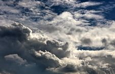 Free Cumulus Clouds Stock Photos - 109919843