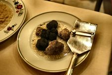 Free Photo Of Truffles On The Plate Royalty Free Stock Photos - 109920238