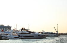 Free Yachts On Body Of Water Royalty Free Stock Images - 109920249