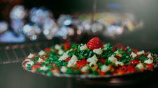 Free Close-up Photography Of Salad Stock Photos - 109920813