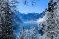 Free Photography Of Mountain Range During Winter Royalty Free Stock Image - 109920906