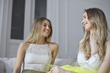 Free Photography Of Women Laughing Stock Image - 109920981