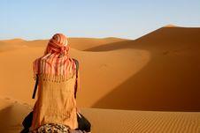 Free Person Camel Riding On Desert Royalty Free Stock Photos - 109921018