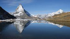 Free Photography Of Snow Mountains Near Lake Stock Photo - 109921540